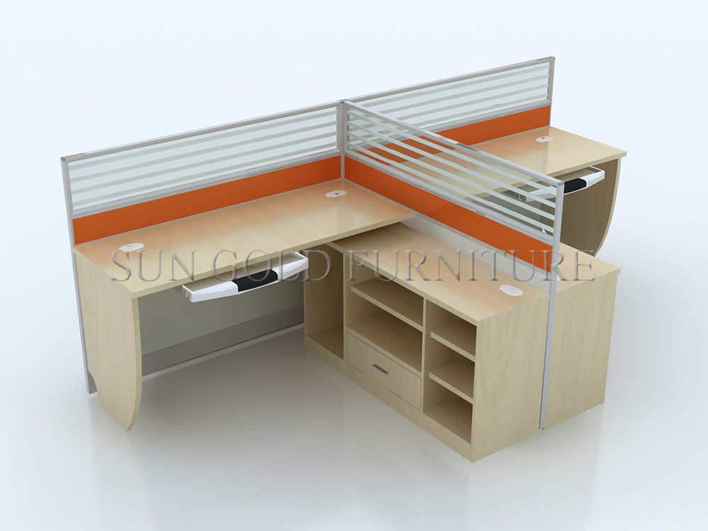 Office Furniture Modular Workstation Fabric Panel