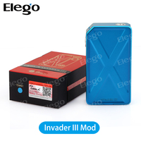 Tesla Invader III 240W Box Mod Invader 3 Electronic Cigarette boxes