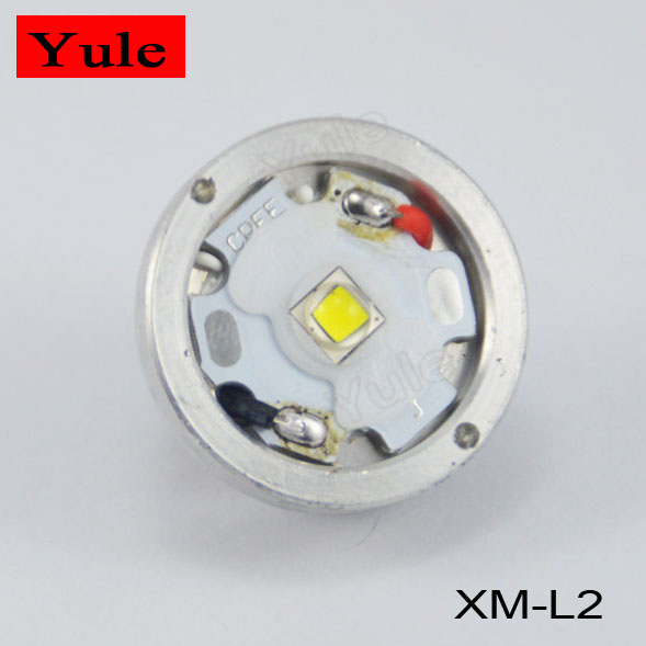 Entertain C8 XM-L2 1000 Lumens Led Module, Led Drop-in 10*7135 <strong>1</strong> Mode 5W Led Flashlight Torch Lamp Module
