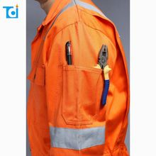 Eco-friendly Hot selling waterproof work winter coveralls