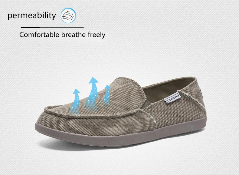 slip on easy to go breathable most comfortable mens daily