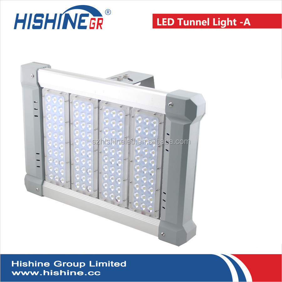 6 years warranty 200W LED wall pack tunnel light CE RoHS UL cUL DLC SAA ETL Approved