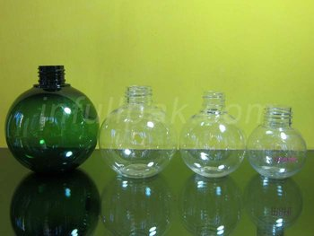 Plastic PET Sphere Bottle
