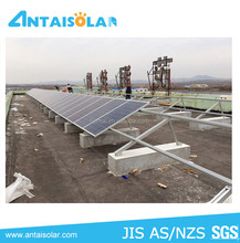 Solar electric system Solar PV installation 8MW mounting system utility scale solar PV Grid connected solar power plant