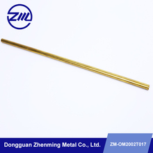 brass Round Rod Any Length Solid Lathe Bar Cutting Tool Metal