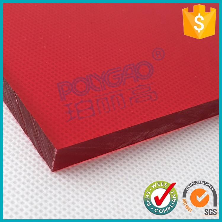 polycarbonate solid sheet for soundproofing,ge lexan solid pc sheet,polyglass sheet