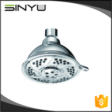 America style shower head used in North America market with different finish for six function