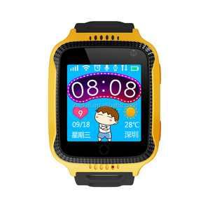2018 New products ios and android boost kid tracking watch gps kids smart watch G36S/Q50/Q80