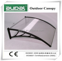 Alibaba express wooden door canopies -CZPC0812a