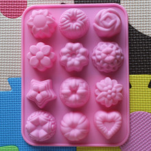 Silicone molds/half ball shape chocolate mould/cake decorating