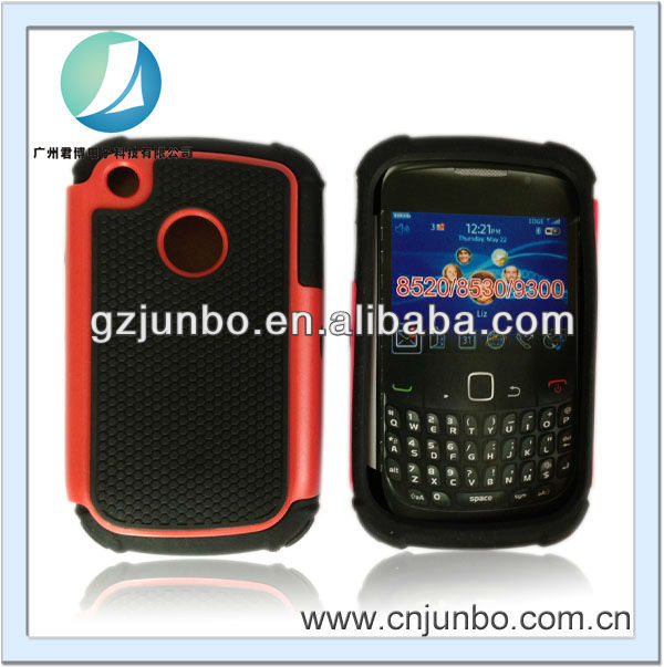 2 in 1 Case for Blackberry 8520 8530 9300