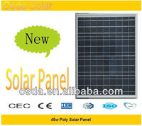 45w best price pv solar cell