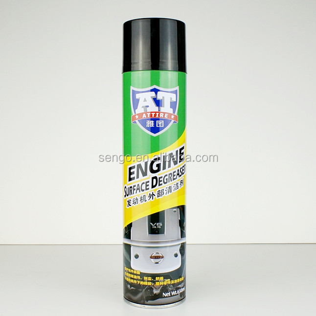 Engine Shine Protector and Detailer
