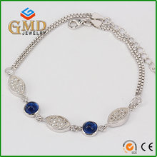 New product distributor wanted wholesale elegant cubic zirconia gold jewelry bracelets