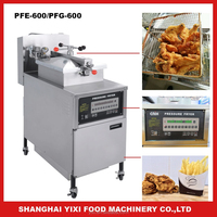 Broaster Chicken pressure fryers/fried chicken machine/pressure fryer for chips