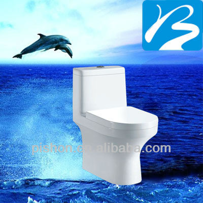 Modern design Siphon upc sanitary ware one piece toilet