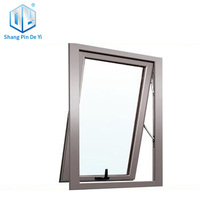 Aluminum swing tilt turn window doors design