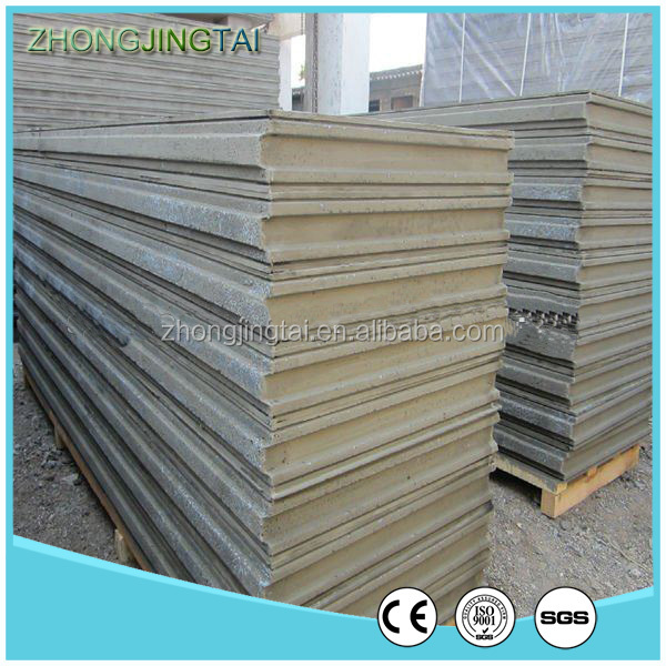 Lightweight thermal insulation eps cement board siding colors