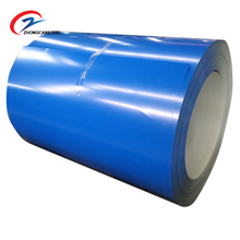 high-quality PPGI coils/prepainted galvanized steel coil paint coating 5/19 Z180