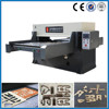 2016 Manufacturer direct selling automatic die cutting machine making puzzle machine