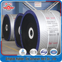 China factory polyester nylon canvas conveyor belt