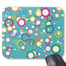 2016 custom brand small order gift mouse pad , promotion mouse pad