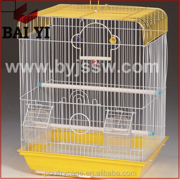 Small Aluminium Wire Mesh Heart Shaped Bird Breeding Cage(fast delivery,good quality,Made in China)