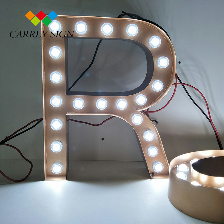 2017 Transformer Power Supply Led Love Alphabet Bulb Sign Letters