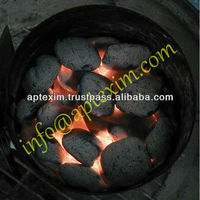 Burning more than 3 hours BBQ coconut shell charcoal briquettes for sale