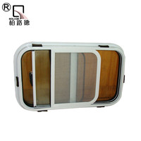 Wooden or aluminium glass roof window with flashing DS-LP545