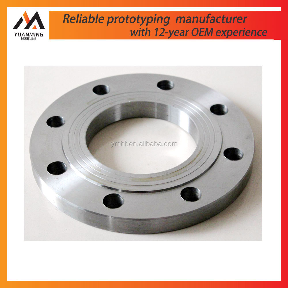 cnc automatic complex Aluminum alloy/ Metal Material machine parts