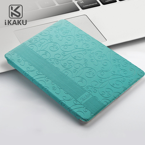 2017 KAKU 360 degree rotate couple sublimation stand rotating professional tablet case for ipad pro 9.7 air rolling cover case