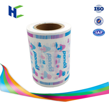 Disposable waterproof breathable protective PE film for baby diaper