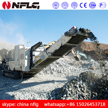 Low price impact crusher series mobile crushing plant, manufacturing of mobile jaw crusher