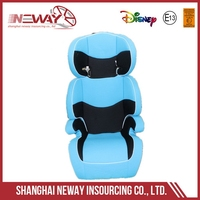 New products hot sale promotion bride hdpe child baby car seat