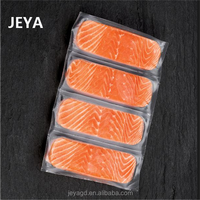 custom plastic vacuum bags for fish packaging