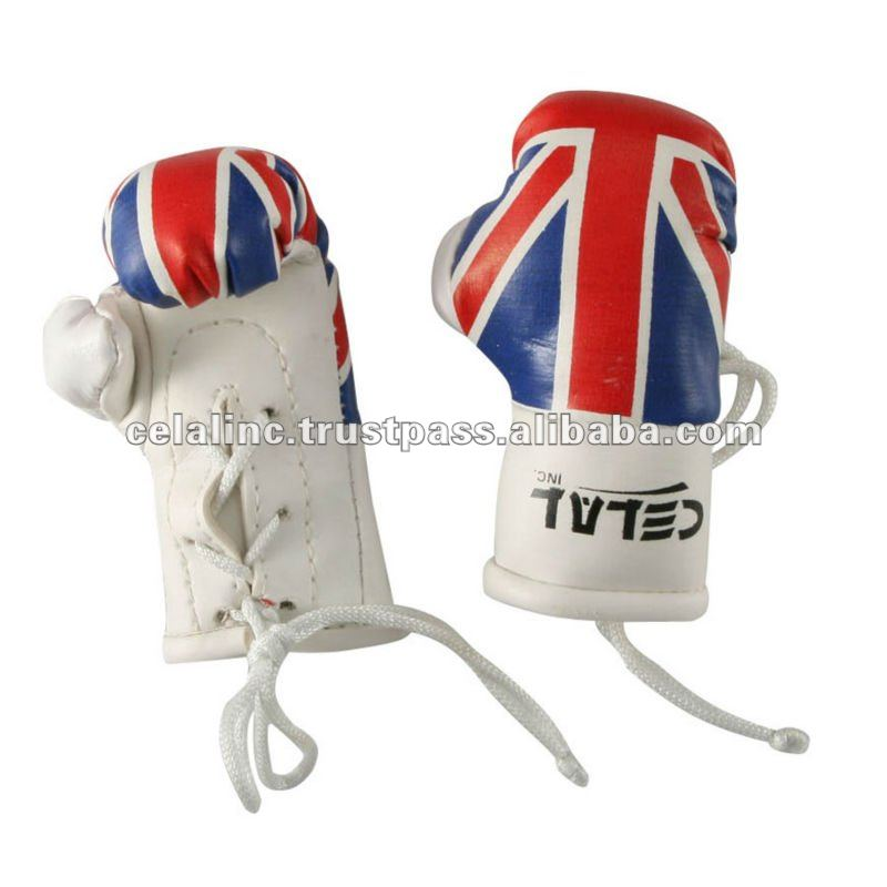 Car Hanging Boxing Gloves