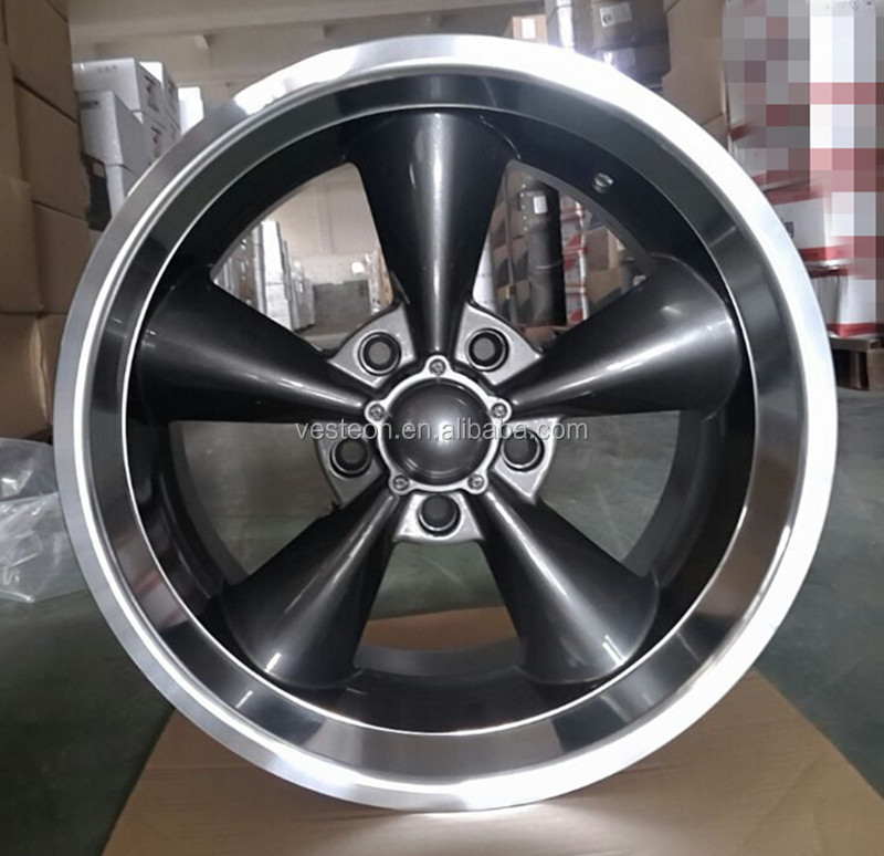 Hot sale 15 17 18 inch American classic aluminum material alloy wheels