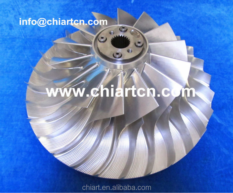diesel engine turbocharger accessories turbine compressor wheel impeller