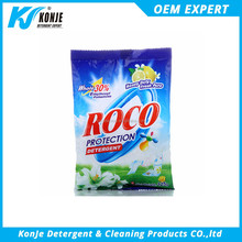 Scouring raw material/washing powder making formula from detergent powder konje factory