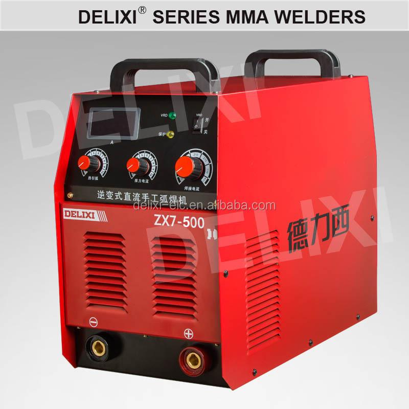 ZX7-500I MMA Inverter Welding Machine Specially designed for Diesel Engine.