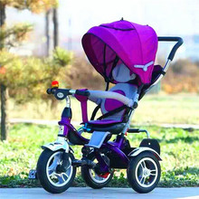 2017 Baby tricycles car baby tricycle china baby tricycle 3 in 1 for kids ride on