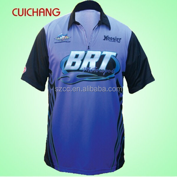 Racing shirts wholesale&f1 racing shirt&racing team pit crew shirt cc-3330