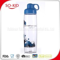 Clear Supply Promotion Bpa Free Plastic Juice Bottles Wholesale