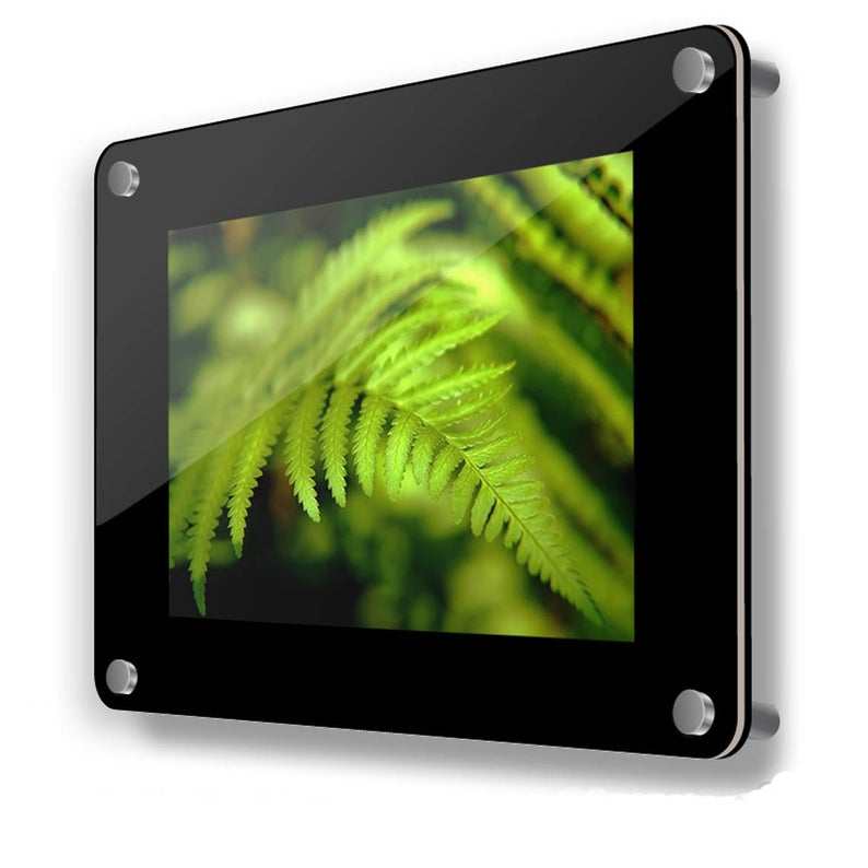 Promotional Black wall Mount Acrylic Photo <strong>Frame</strong>