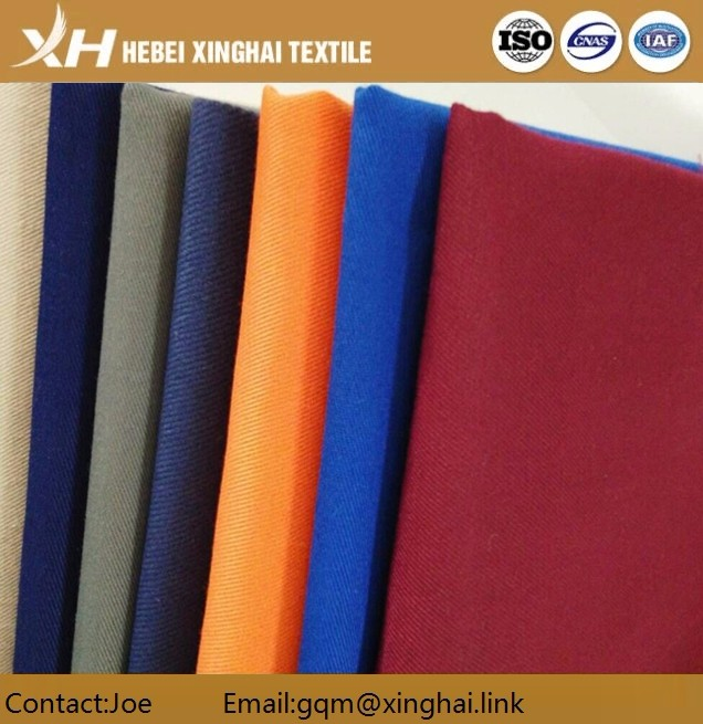 2017 New Products TC 65/35 58' Twill Uniform Fabric for Office/Hotel