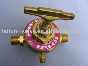 MRQJ-12 Fuel Gas Regulator Used in welding equipment