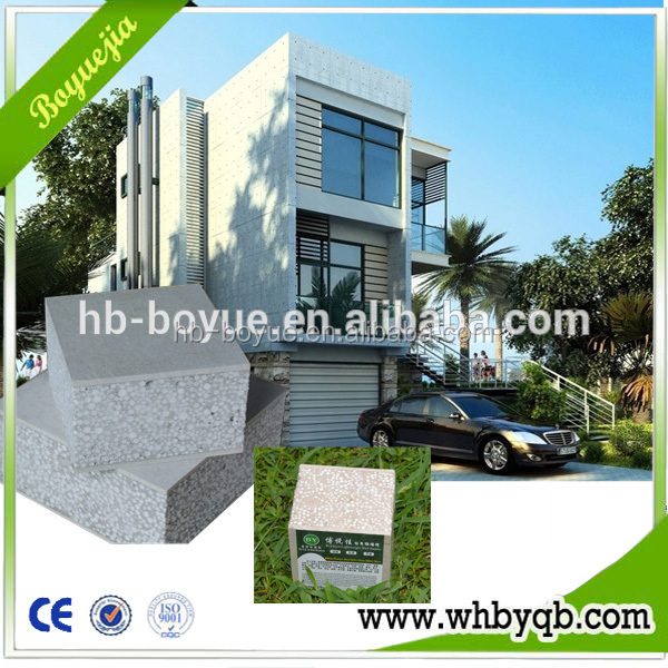 Popular lightweight and eco friendly prefabricated bunkhouse wall panel