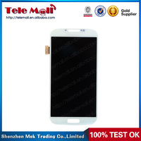 Wholesale lcd for original samsung galaxy S4 i9500 lcd touch screen digitizer assembly