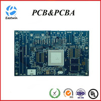 Turnkey Service for Audio Amplifier Circuit Board